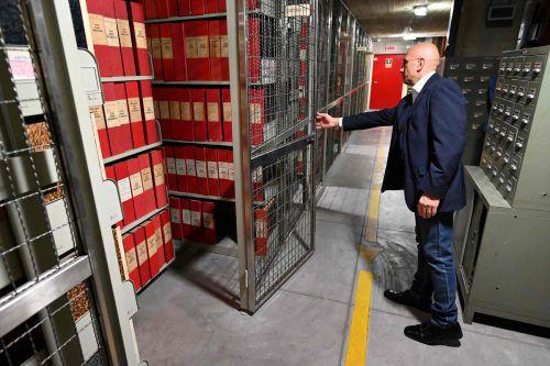 Die Archivöffnung könnte neue Erkenntnisse zur Rolle der Kirche bringen. AFP