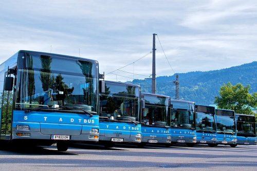 """Die """"blaue Flotte"""" in Bregenz wird ab heute, Donnerstag, 19. März, auch wochentags auf den aktuellen Samstagfahrplan umgestellt."""