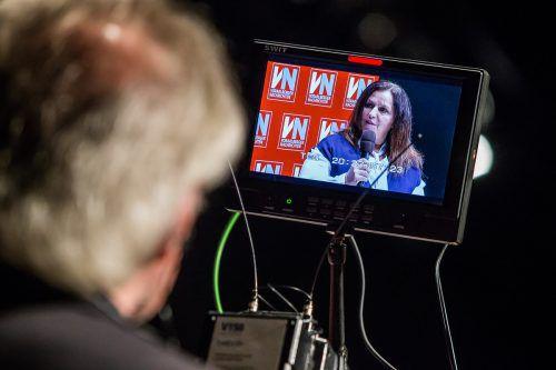 Die Diskussion zur Gemeindewahl im März wurde auf VN.at und ORF live im Internet und im Radio übertragen.