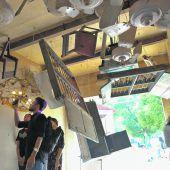 Biennale lockt Besucher nach Kochi