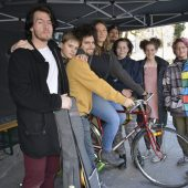 Fridays for Future trat in die Pedale