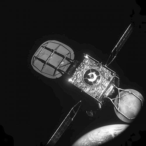 """Die Lebensdauer von """"Intelsat 901"""" soll so um Jahre verlängert werden. AP"""