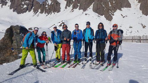 Die Naturfreunde in den Dolomiten.Naturfreunde Bludenz