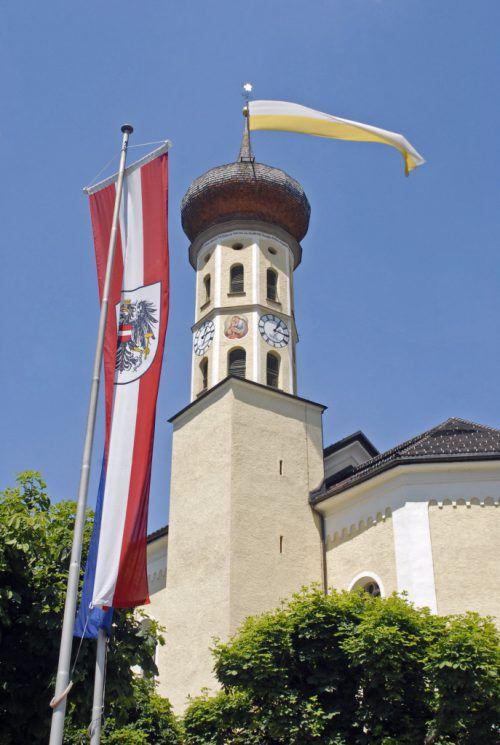 Die Pfarrkirche Schruns wird am Sonntag offiziell zum Münster erhoben.SCO