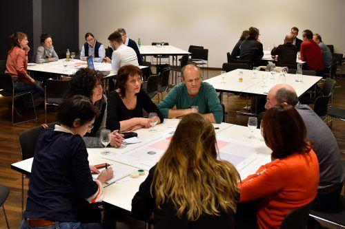 Die Projektbeteiligten trafen sich zu einem ersten Workshop. Marktgemeinde