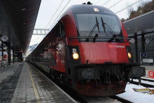 Die Railjets werden nicht mehr bis nach Zürich fahren.