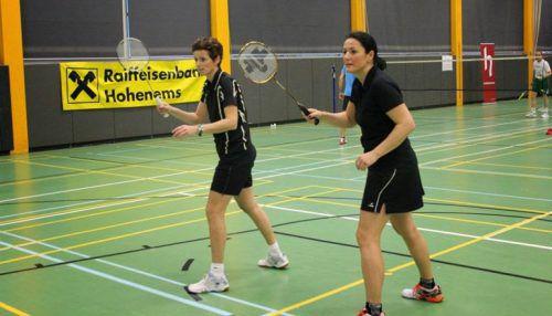Die Schwestern Sabine Aberer (l.) und Sigrun Fenkart-Ploner.Privat