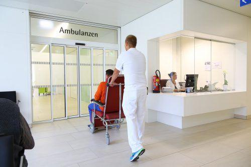 Die von der Österreichischen Gesundheitskasse angeregte zusätzliche Nutzung der Spitalsambulanzen stößt nicht auf ungeteilte Zustimmung.vn