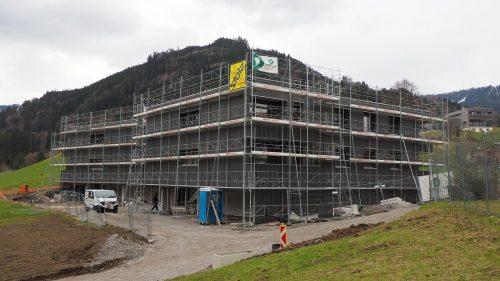 Die zwölf Einheiten in der gemeinnützigen Wohnanlage wurden vonseiten der Gemeinde bereits vergeben. Egle