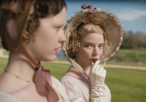 Dieses Mal schlüpft die junge Anya Taylor-Joy in die Rolle der Emma. Universal Pictures