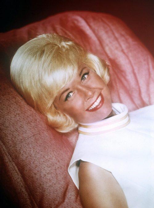 """Doris Day wurde als """"America's Sweetheart"""" berühmt. DPA"""