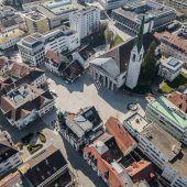 """<p class=""""infozeile"""">Dornbirn. Stille, wo sonst Hochbetrieb herrscht. Die Dornbirner Innenstadt präsentiert sich dieser Tage wie leergefegt.</p>"""