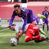 FC Dornbirn fehlten dreizehn Minuten zum Sieg