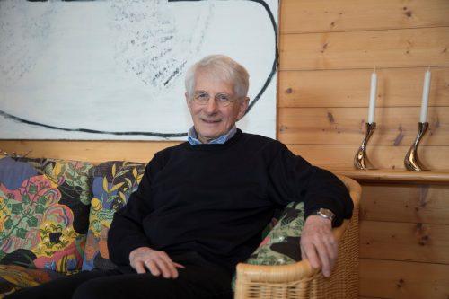 Dr. Werner Brandtner ist ein österreichweit anerkannter Verwaltungsexperte.                               VN/Paulitsch