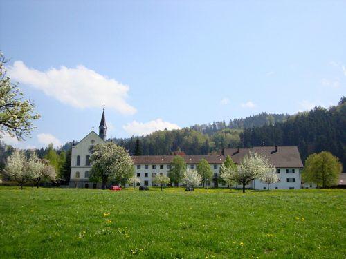 Ein großer Teil der Flächen der Zisterzienserinnenabtei Mariastern Gwiggen wird nun neu bewirtschaftet. chf