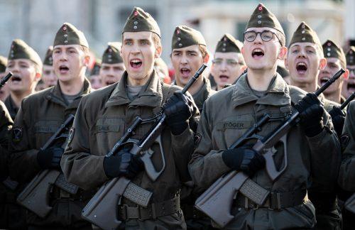 Eine sogenannte Teiltauglichkeit soll gewährleisten, dass ab 2021 wieder mehr Männer zum Bundesheer einberufen werden können.APA