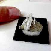 Ein großes Herz für kleine Kristalle
