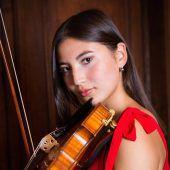 Wagner-Stipendium für junge Geigerin