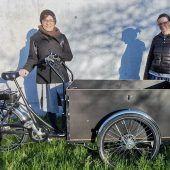 Malwettbewerb für das Kino-Lastenrad