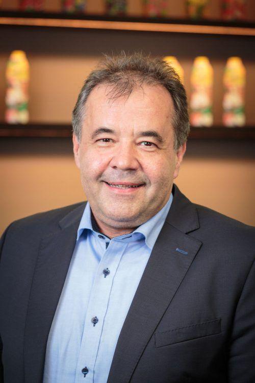 Holding-Chef Peter Pfanner will Firmensitz modernisieren. Fasching