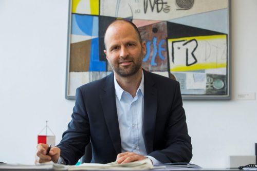 Landesrat Marco Tittler will die Digitalisierung vorantreiben.vn