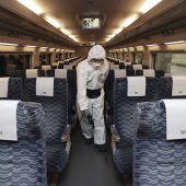 Coronavirus im Allgäu, Shutdowns in Frankreich und Südkorea. A3