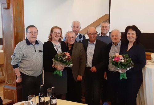 Die Seniorenbörse Bregenz beging ihr Jubiläum feierlich im Gössersaal.