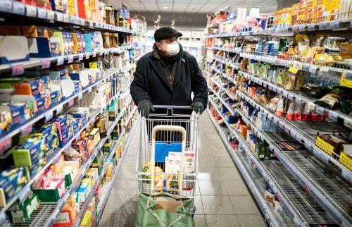 In den Lockdowns zeigte der Lebensmittelhandel Verantwortung.APA