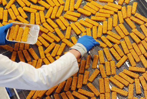 Fischstäbchen: Viele Kinder lieben sie, und aus der schnellen Küche sind Produkte wie diese nicht mehr wegzudenken.apa/dpa
