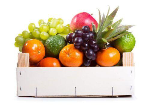 Frisches Obst und Gemüse gibt es zu Schleuderpreisen.