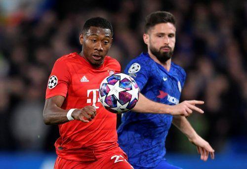 Für Bayern-Boss Karlheinz Rummenigge ist ein Alaba-Transfer nicht möglich.reuters