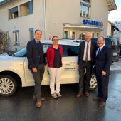 Zwei neue Autos für KPV Großes Walsertal