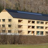 Wohnanlage in Schnepfau bis Herbst