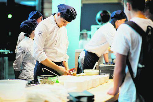 Gute Köche können sich guter Angebote und Bezahlung sicher sein.