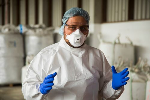 Helfer an der Coronavirus-Front müssen besonders geschützt sein.