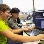 In den Sommerferien in die digitale Welt eintauchen