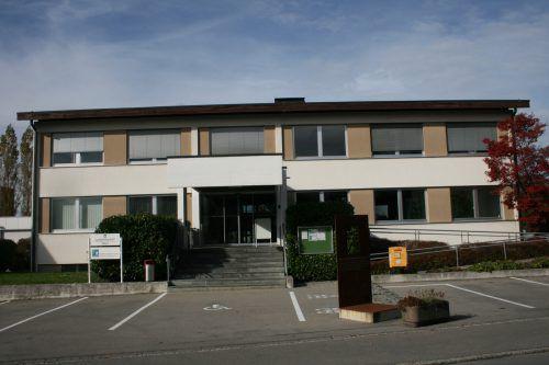 Im Sulner Gemeindeamt sind mehrere Einrichtungen der Regio untergebracht.VN