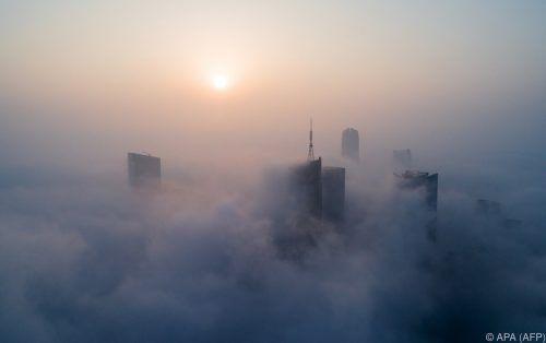 In China ist aber bereits ein Wiederanstieg der Emissionen zu erkennen. APA