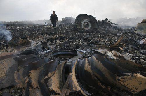 In der abgeschossenen Boeing 777 waren fast 200 Niederländer. Reuters