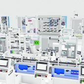 Digitale Lernfabrik entsteht