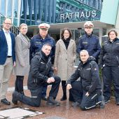 Gemeindepolizei in Hard im Einsatz