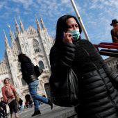 Italien verschärft Maßnahmen