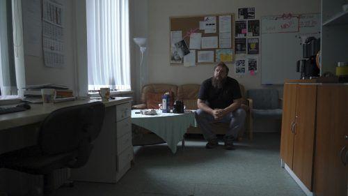 Jaan Vaart war früher drogensüchtig, jetzt hilft er im Beratungscenter. AP