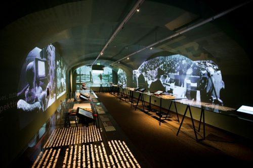 Jüdisches Museum bietet wichtige Zeitzeugen-Ausstellung zum Nachblättern. VN/R