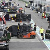 Die Formel 1 fährtfrühestens Ende Mai