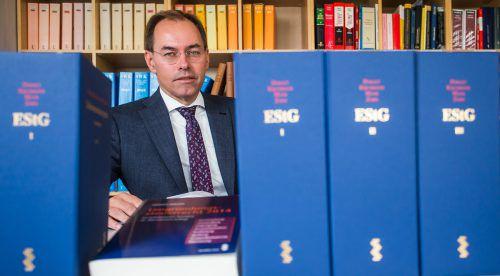 Klarer Vertrauensbeweis für Wirtschaftstreuhänder-Präsident Jürgen Reiner.VN/PS