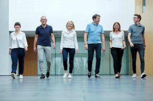 Konzett, Bayer & Co verbindet Menschen mit Unternehmen. Was bedeutet: der Mensch steht immer im Mittelpunkt. FOtoatelier Marcel Hagen
