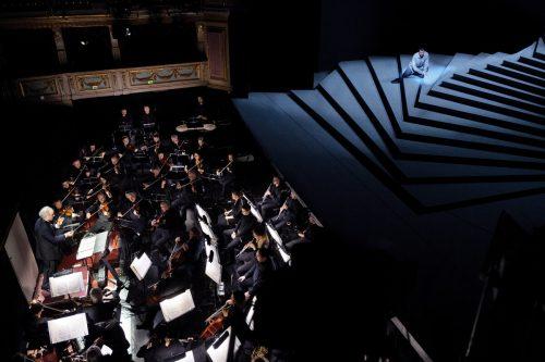Manfred Honeck mit den Wiener Symphonikern im Theater an der Wien. rittershaus