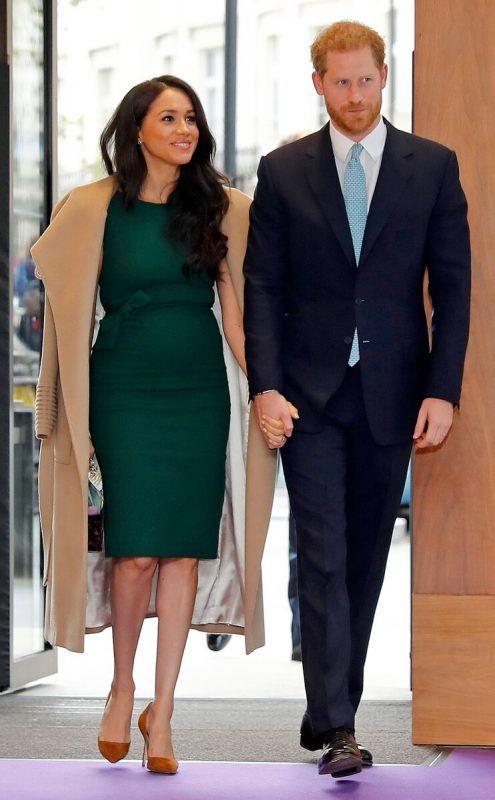 Prinz Harry und Herzogin Meghan haben eine eigene Produktionsfirma gegründet. rts