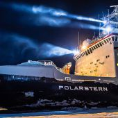 Schrunser Messtechnik am Nordpol